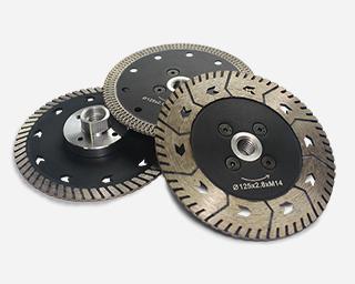 Алмазные диски по граниту для ручного электроинструмента