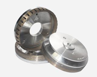 Алмазные шлифовальные круги на металлической связке