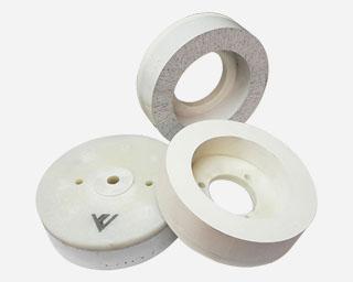 Полировальные чашечные круги с добавлением оксида церия