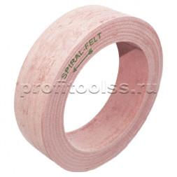 Полировальные фетровые круги с оксидом церия 150х105мм