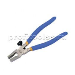 Щипцы с плоскими губками для разлома стекла Kedalong BLQ-10