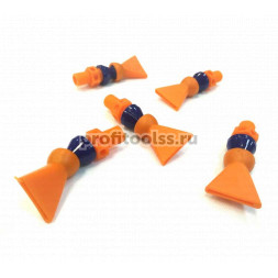 Трубки для подачи смазывающей и охлаждающей жидкости (плоское сопло, короткие)