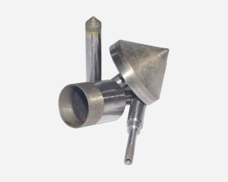 Сверла и зенкеры для стекла (прямой хвостовик)