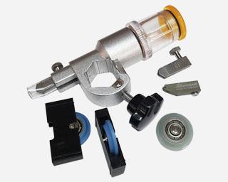 Запасные части для быстрорезов, циркулей и овалорезов