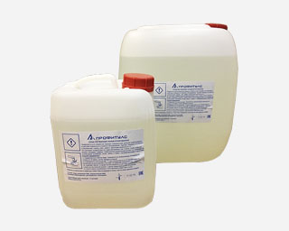 Жидкости для очистки оборудования