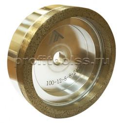 Шлифовальные круги на металлической связке 100х12 8х8
