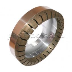 Шлифовальные круги на металлической связке сегментированные 150х50 15х10