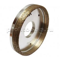 Шлифовальные круги на металлической связке 150х50 5х12