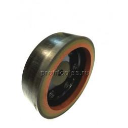 Шлифовальные круги на бакелитовой связке трехслойные 150Х12 15х10 зерно 80/120/320