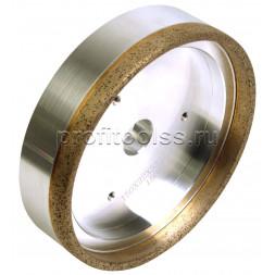 Шлифовальные круги на металлической связке 150х22 5х12
