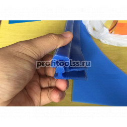 Силиконовые мешки для триплекса c P-образным замком