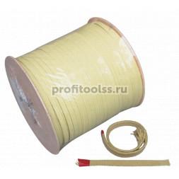Шнур кевларовый термостойкий для печей закалки