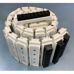 Передний прижимной конвейер кромочного станка тип 1