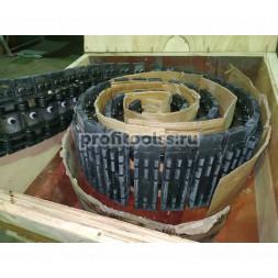 Передний прижимной конвейер фацетного станка Enkong XM251/351