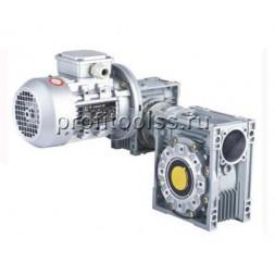 Мотор-редуктор привода регулировочных валов