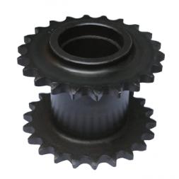 Комплект шестерен привода переднего и заднего конвейеров